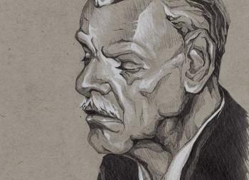Boris Karloff Sketch