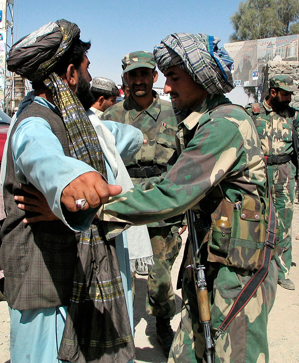 pakistan wars essay